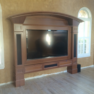 Russels Incredible Family room in the works!